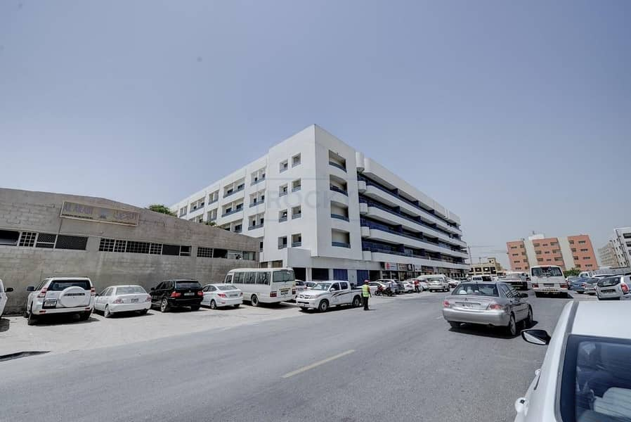 Studio Office with Central A/C | Semi Furnished | Al Qusais