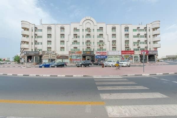 550 Sq.Ft Office Space with Window A/C| Al Qusais