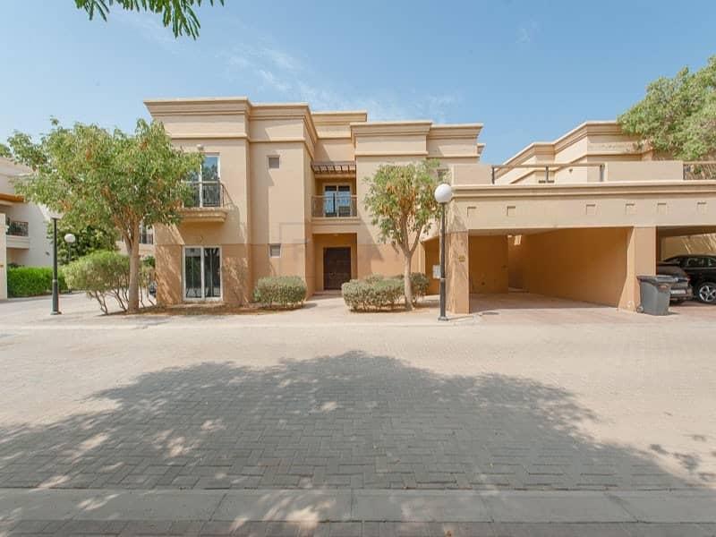 2 Compound Villa | Spacious  4 B/R| Facilities | Al Barsha
