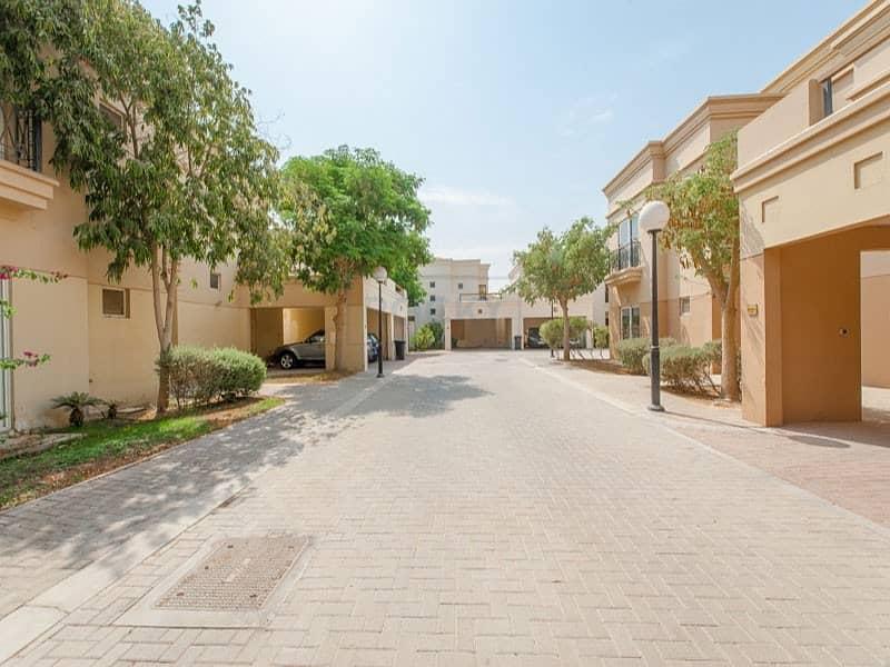 32 Compound Villa | Spacious  4 B/R| Facilities | Al Barsha
