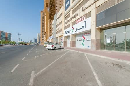 Shop for Rent in Al Nahda, Dubai - 6400 Sq.Ft Shop | Mixed-Use Building | Al Nahda