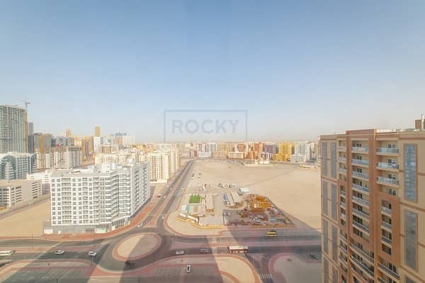 16 1 Bed | Swimming Pool & Gym | Al Nahda