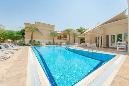 4 Bedroom Villa for Rent in Al Barsha, Dubai - 4 Bedroom Compound Villa | Pool