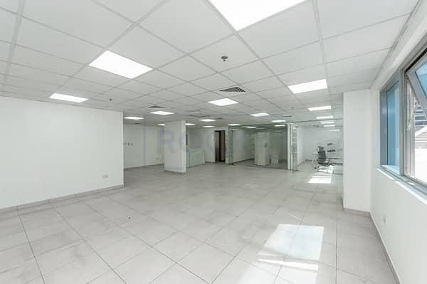 2 560 sq. ft. Office Space   Pantry   Parking   Al Garhoud