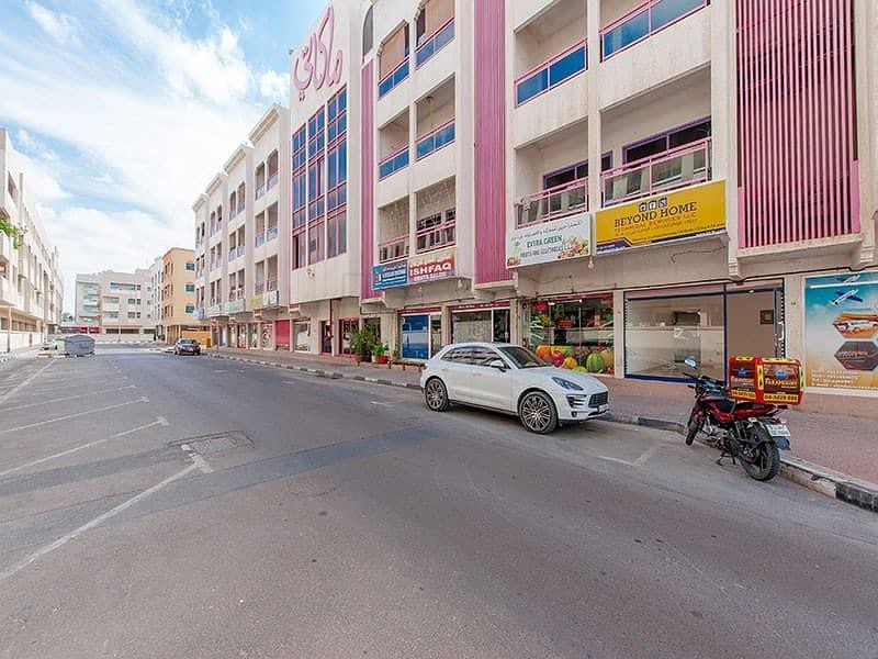 2 Spacious 300 Sq.Ft. Shop | Al Karama