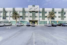 Stunning 1 B/R Apartment with Window A/C Available in Al Qusais