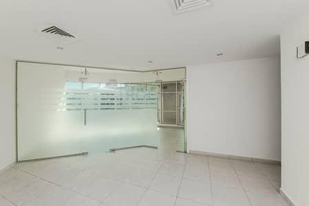 مکتب  للايجار في بر دبي، دبي - Spacious 740 Sq.Ft Office Space | Central  A/C | Bur Dubai