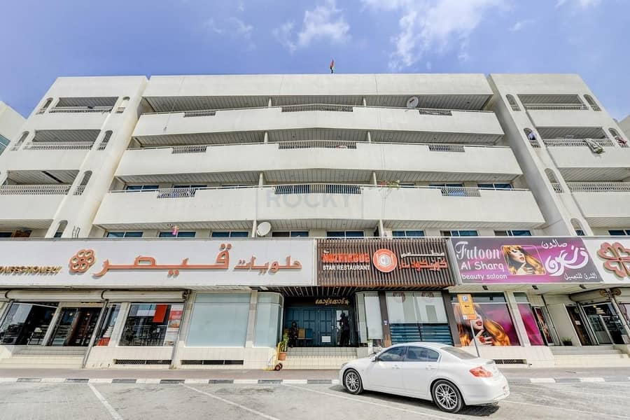 2 2 Bedroom | Central Split A/C With Outdoor Unit | Al Qusais