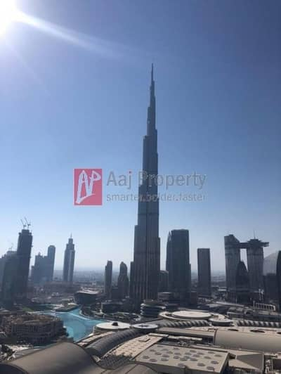 2 Bedroom Hotel Apartment for Rent in Downtown Dubai, Dubai - 2 BR Serviced Apt @Address FV1 Ready to MOVE in -
