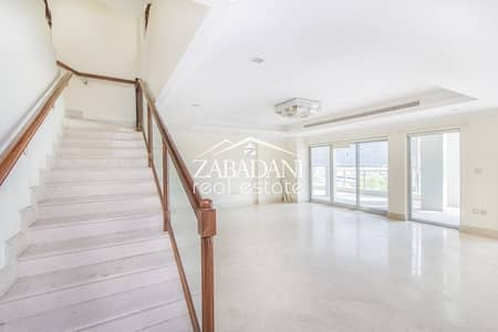 Podium Villa 4 Bedrooms plus Maid's Room with Burj Khalifa View