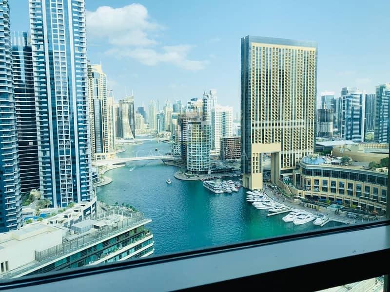 2 Vacant 2BR w/ Balcony I Full Marina View
