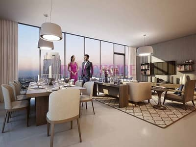 2 Bedroom Flat for Sale in Downtown Dubai, Dubai - Easy Payment Plan|Spacious 2BR Apartment