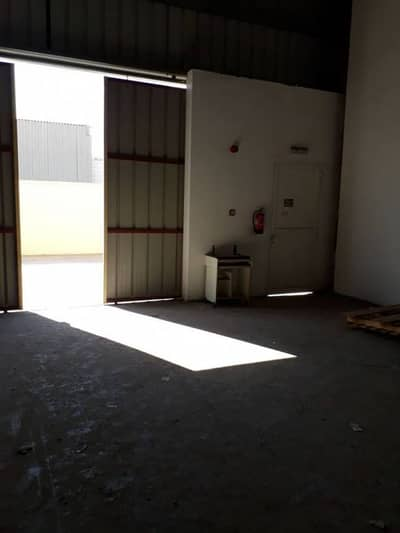 Warehouse for Rent in Mussafah, Abu Dhabi - Store For Rent! NO AGENCY FEE
