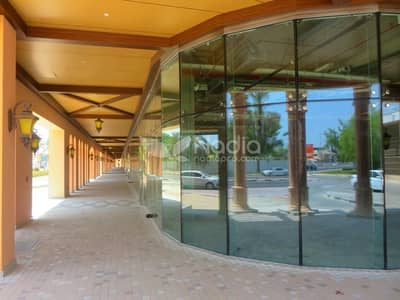 Shop for Rent in Al Wasl, Dubai - Great Location! Shell & Core Showroom | Al Wasl Road