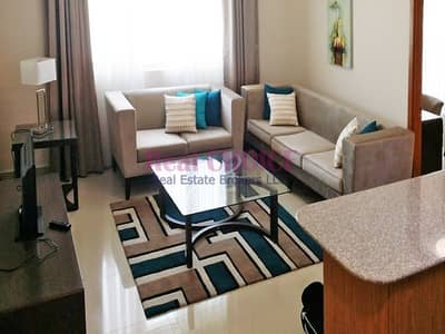 1 Bedroom Hotel Apartment for Rent in Downtown Jebel Ali, Dubai - Payable in 12 Cheques 1BR Fully Furnished