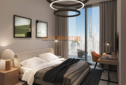 1 Bedroom Apartment for Sale in Business Bay, Dubai - Prime Location I Marasi Drive I MAG 318 Burj and Canal view