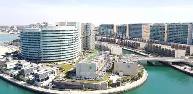 4 Bedroom Penthouse for Rent in Al Raha Beach, Abu Dhabi - Marvelous Beach Front 4 BR Penthouse Al Raha Beach