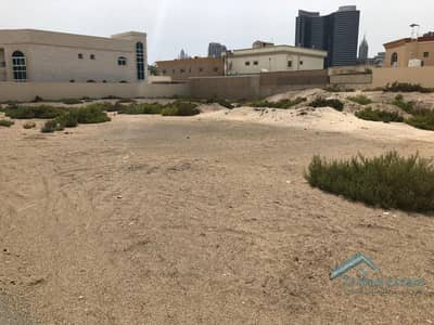 Plot for Sale in Al Barsha, Dubai - Nice location villa plot AL Barsha 3 behind Saudi German Hospital