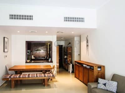3 Bedroom Flat for Rent in Old Town, Dubai - Largest 3bed with study & maids & garden