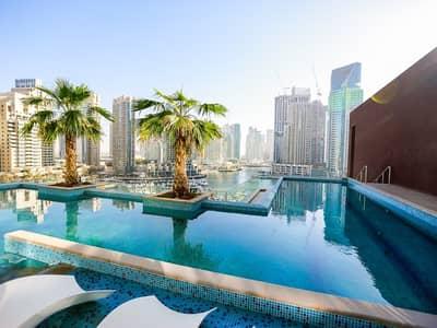 2 Bedroom Apartment for Rent in Dubai Marina, Dubai - High quality finish 2 bedroom apartment!