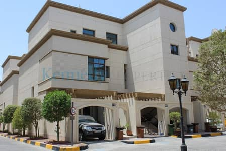 3 Bedroom Villa for Rent in Al Maqtaa, Abu Dhabi - 3 bed plus maids villa gated area