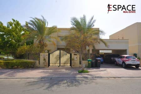 6 Bedroom Villa for Sale in The Meadows, Dubai - 5 Bed Villa with Full Lake View - Type 9