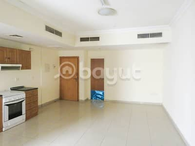 Studio for Rent in Al Qasimia, Sharjah - Very nice studio with balcony in 12 cheques payment with one month free only in 19000