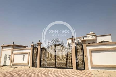 5 Bedroom Villa for Sale in Shakhbout City (Khalifa City B), Abu Dhabi - Amazing 5Bedroom Villa with huge Lot Area