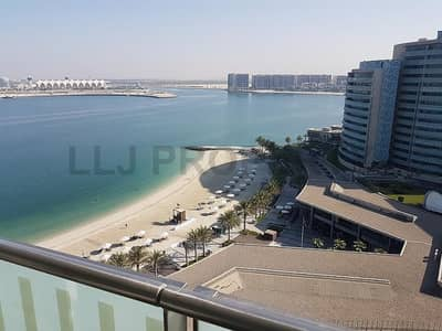 2 Bedroom Apartment for Rent in Al Raha Beach, Abu Dhabi - *Full Sea View* Two Bed with Beach Access + Onsite Retail