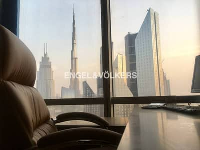 Vacant | Furnished | Burj Khalifa View