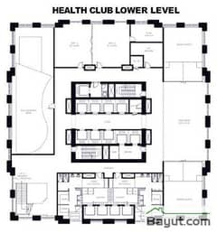 Health Club Lower Level