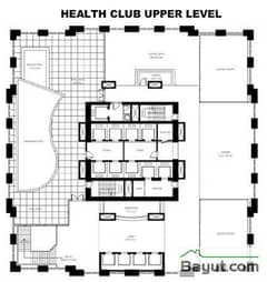 Health Club Upper Level