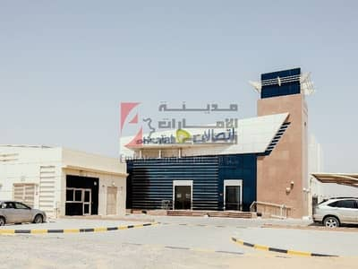 Industrial Land for Sale in Al Saja, Sharjah - Own your Industrial Plot with Complete Infrastructure