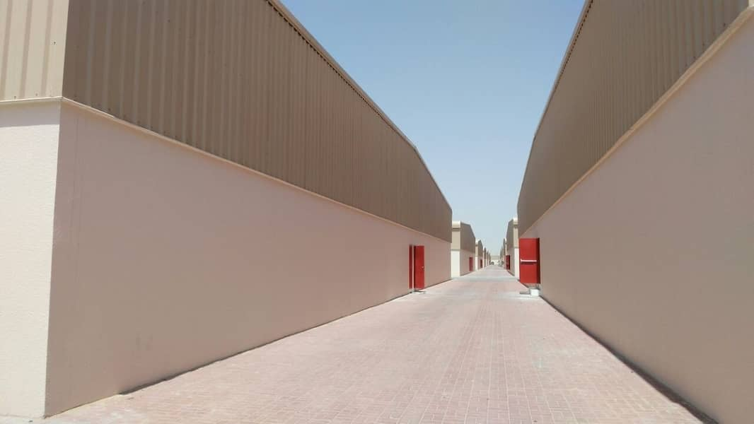 2 Warehouse @20AED/sq.ft - Direct from Developer
