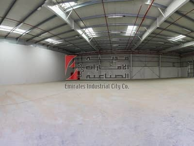 مستودع  للايجار في السجع، الشارقة - Fully Equipped Warehouses For Rent  Special Price  Unique Location