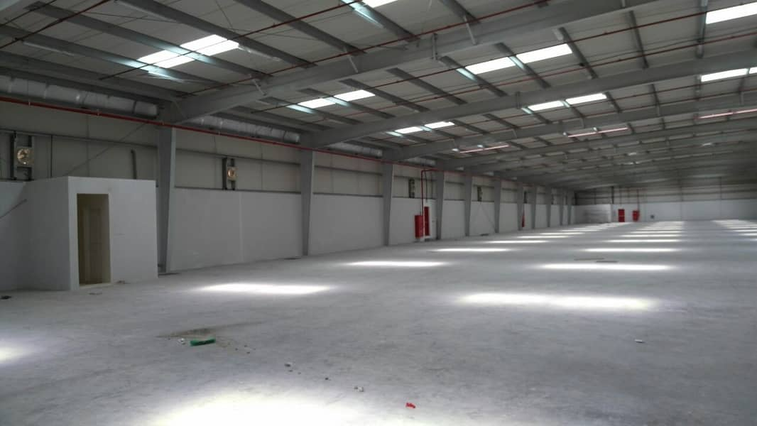23 Warehouse @20AED/sq.ft - Direct from Developer