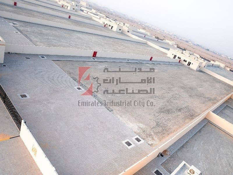 Best Rate - Open Yard for rent + 1 month free
