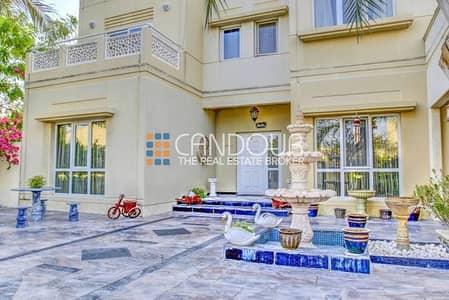 6 Bedroom Villa for Sale in The Meadows, Dubai - Best Price Meadows 9|Upgraded Corner 6 BR Villa| Lake view