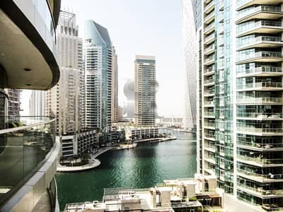2 Bedroom Apartment for Rent in Dubai Marina, Dubai - Best Price 2 BR + Maids - Marina View - Marinascape Oceanic