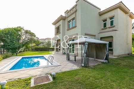 فیلا 4 غرفة نوم للبيع في جزر جميرا، دبي - Corner plot|Vacent|4 BR E-Foyer Villa| JI