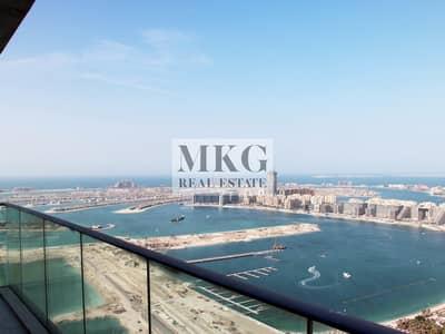 1 Bedroom Flat for Rent in Dubai Marina, Dubai - Brand New Apt | 02 Fendi Type | Sea view