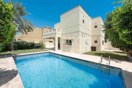 4 Bedroom Villa for Rent in The Meadows, Dubai - Type 14 Fully Upgraded with Private Pool