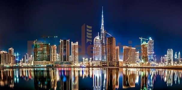 2 Bedroom Flat for Rent in Business Bay, Dubai - 2bhk for rent in good price good view near to Dubai metro