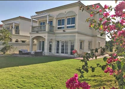 Best location 2 Bed villa in Jumeirah Village Triangle