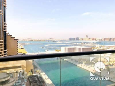 2 BR | Sea and Palm Views | High Floor