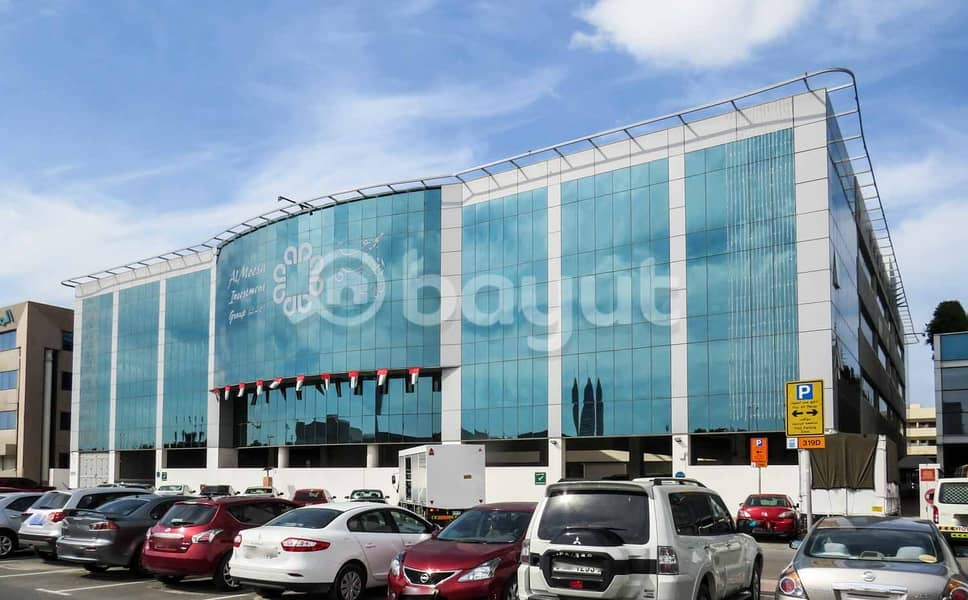 2 FITTED!!OFFICES FOR RENT NEAR OUD METHA METRO STATION