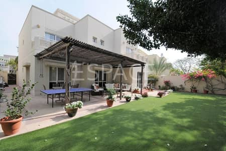 5 Bedroom Villa for Rent in The Meadows, Dubai - Immaculate - Upgraded Kitchen - 17 March