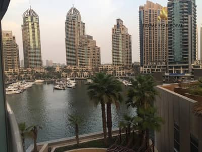 2 Bedroom Apartment for Rent in Dubai Marina, Dubai - Fully Furnished 2Br+M in Marina Terrace