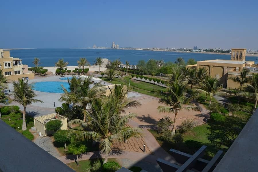 Stunning Furnished 2 Bedroom Sea View For Sale. . .