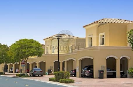 3 Bedroom Villa for Rent in The Lakes, Dubai -  In Ghadeer 2